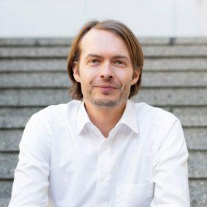Iven - Gründer und CEO bei Evergreen
