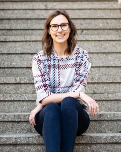 Maria - Marketing Managerin bei Evergreen