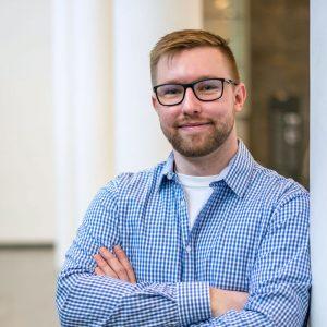 Thomas - Projekt Manager bei Evergreen