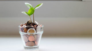 Geld sparen oder anlegen