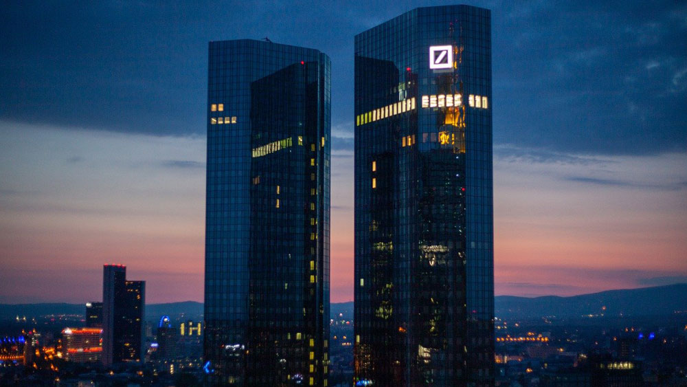 Die Bad Bank: Deutsche Bank