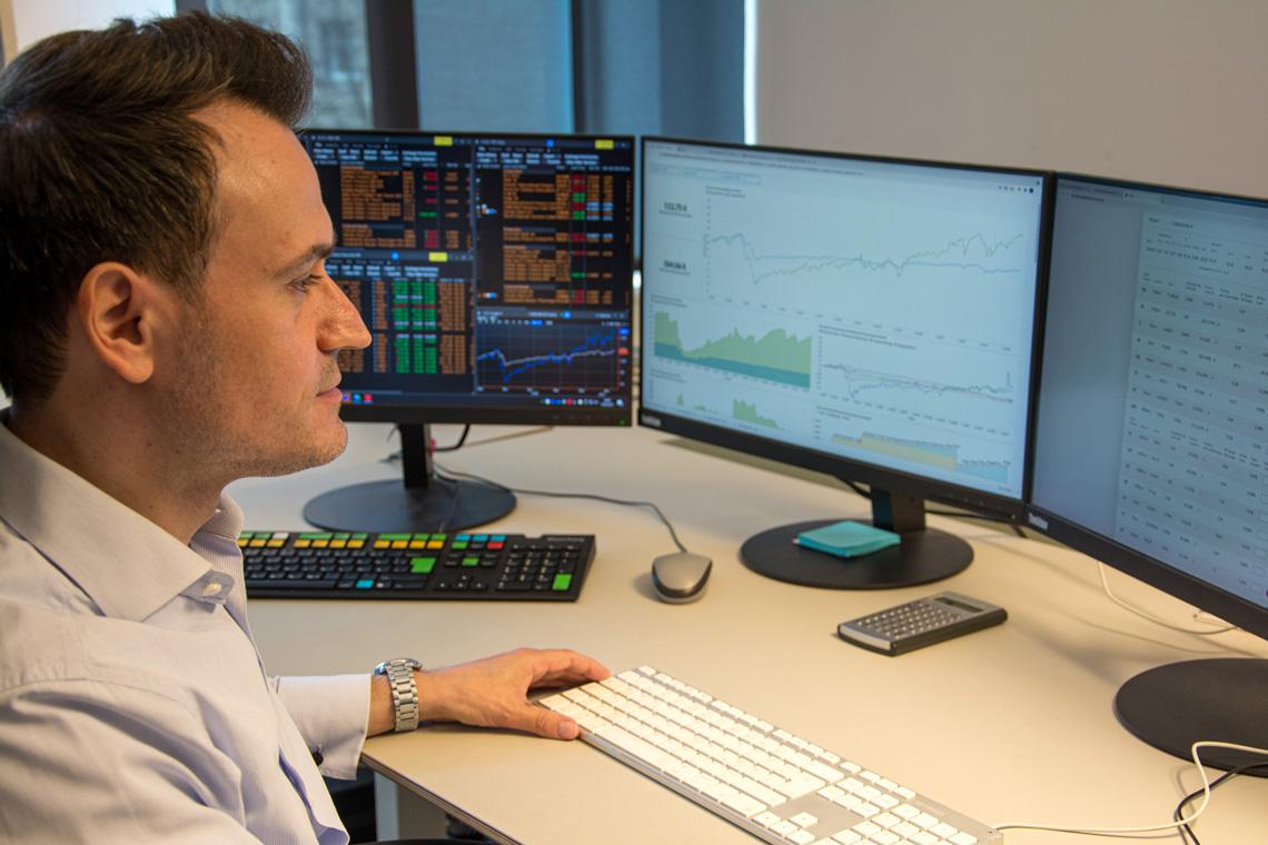 Fondsmanager Benjamin Kaden stellt die Geldanlage auf nachhaltige Fonds um