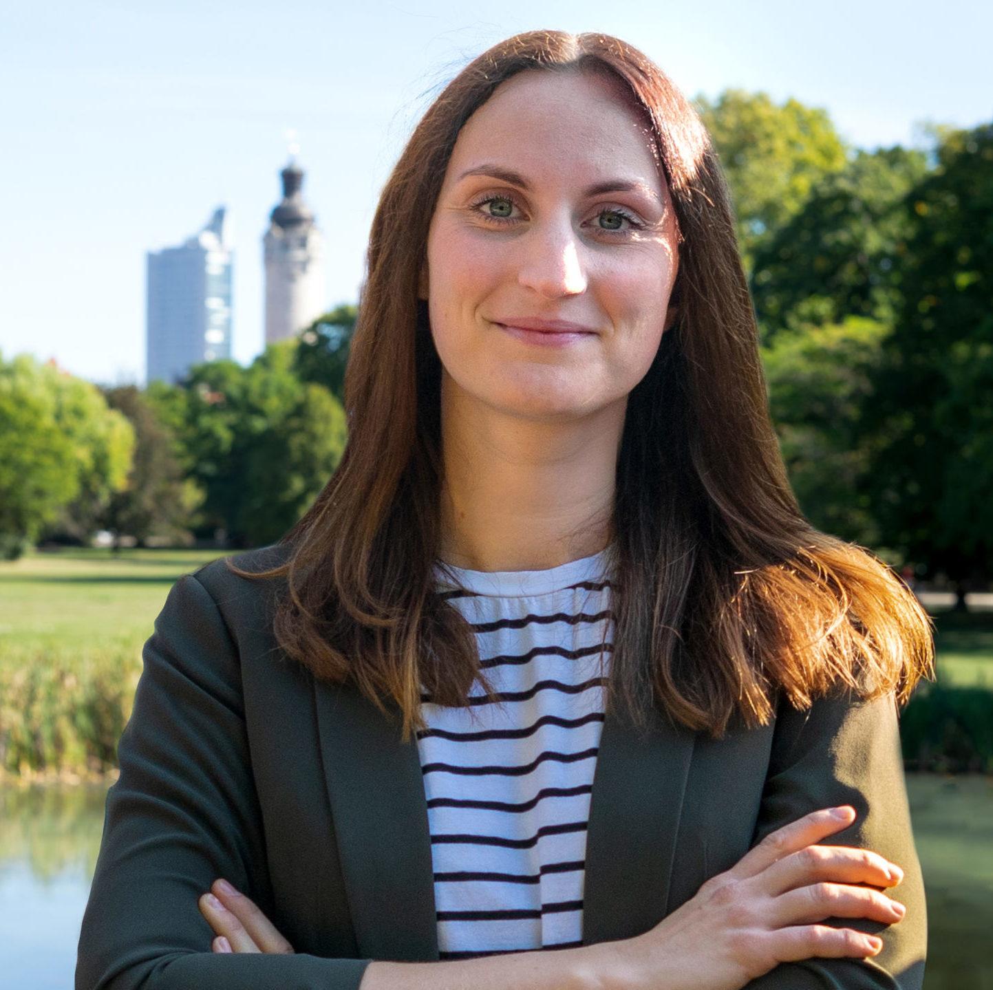 Charlotte Kügler - Leiterin Kundenbetreuung Evergreen
