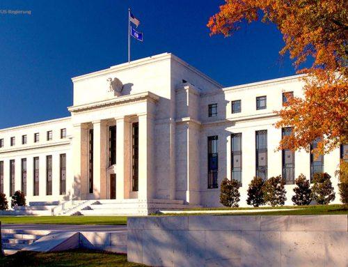 Noch alles unter Kontrolle? Fed von Inflationsanstieg überrascht